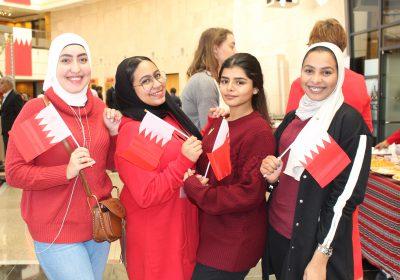 คนบาห์เรน ชาวบาห์เรน Bahrain people nanahalalhub menahalallife Bahrain National Day with traditional fare