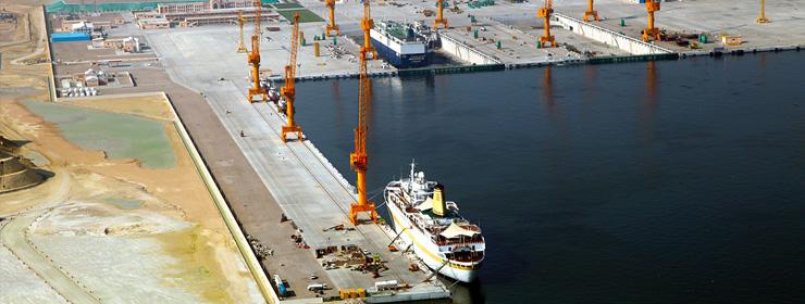 MENA HALAL LIFE Duqm Oman UAE nanahalalhub Investor middle east port pier shipping logistic